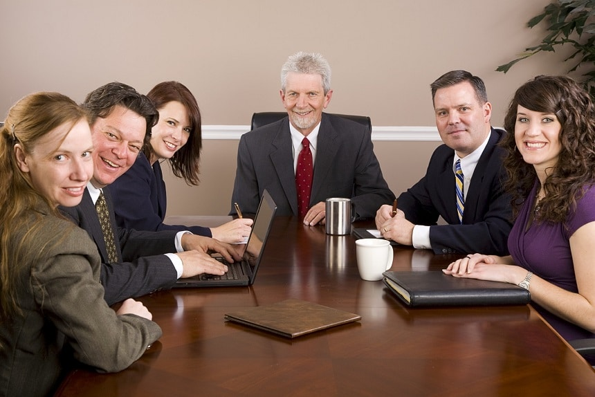 Emotionally Intelligent Business People
