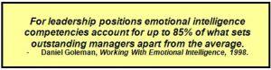 Quote on emotional intelligence
