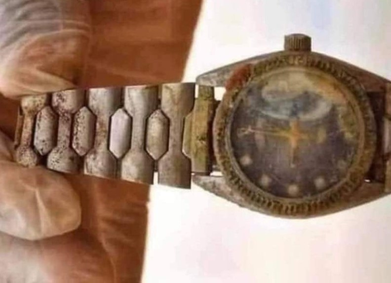Valuable Old Watch