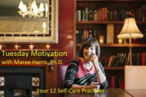 Your 12 Self-Care Practices