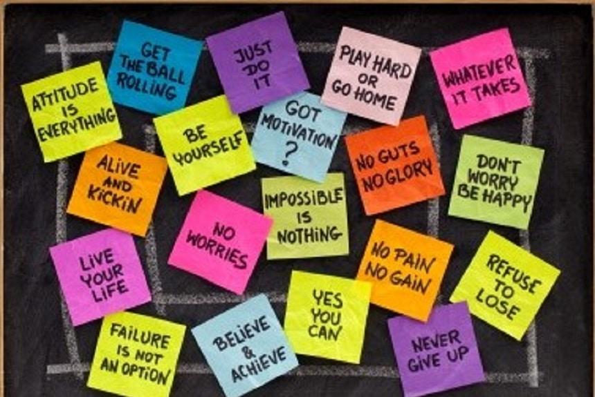Goal setting motivations